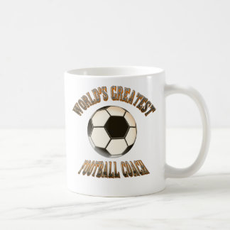 World's Greatest Football Coach Coffee Mug