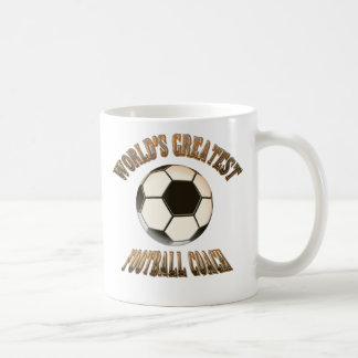 World's Greatest Football Coach Coffee Mugs