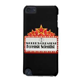 World's Greatest Forensic Scientist iPod Touch (5th Generation) Cover