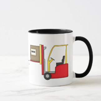 World's Greatest Forklift Driver coffee mug