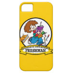 WORLDS GREATEST FRESHMAN BOY CARTOON iPhone 5 CASES