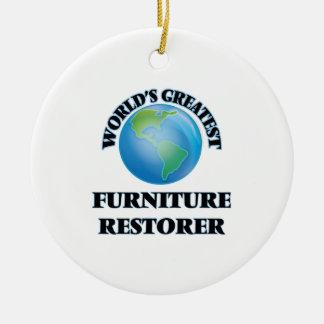 World's Greatest Furniture Restorer Ornaments