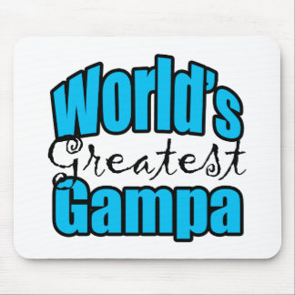 Worlds Greatest Gampa Mousepad