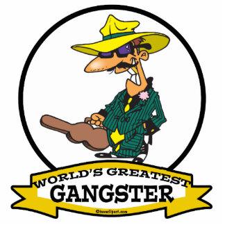 WORLDS GREATEST GANGSTER MEN CARTOON CUT OUTS
