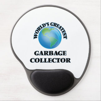 World's Greatest Garbage Collector Gel Mouse Pad