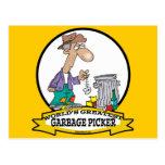 WORLDS GREATEST GARBAGE PICKER CARTOON