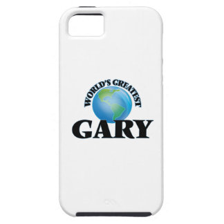 World's Greatest Gary iPhone 5 Cases