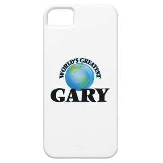 World's Greatest Gary iPhone 5 Cover