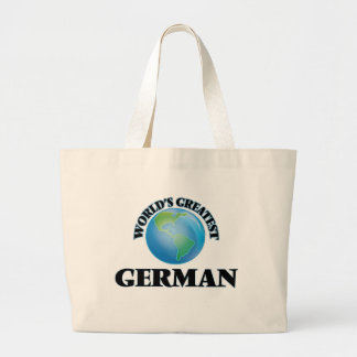 World's Greatest German Canvas Bags