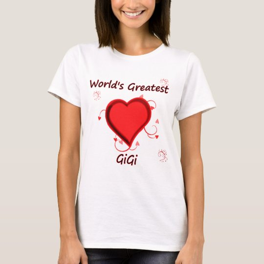 World's Greatest gigi T-Shirt
