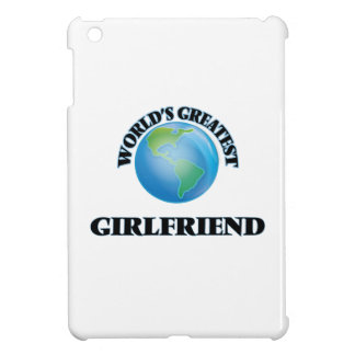 World's Greatest Girlfriend iPad Mini Cover