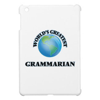 World's Greatest Grammarian Case For The iPad Mini