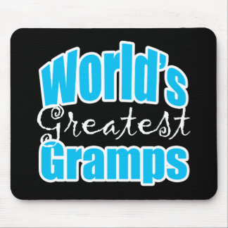 Worlds Greatest Gramps Mousepads