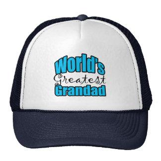 Worlds Greatest Grandad Trucker Hat