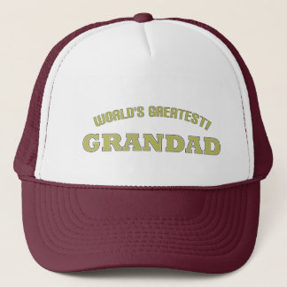World's Greatest Grandad! Trucker Hat