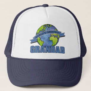 1e81a14941a World s Greatest Grandad Trucker Hat