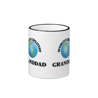 World's Greatest Granddad Coffee Mugs
