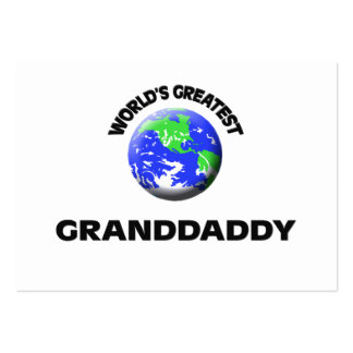World's Greatest Granddaddy Business Cards