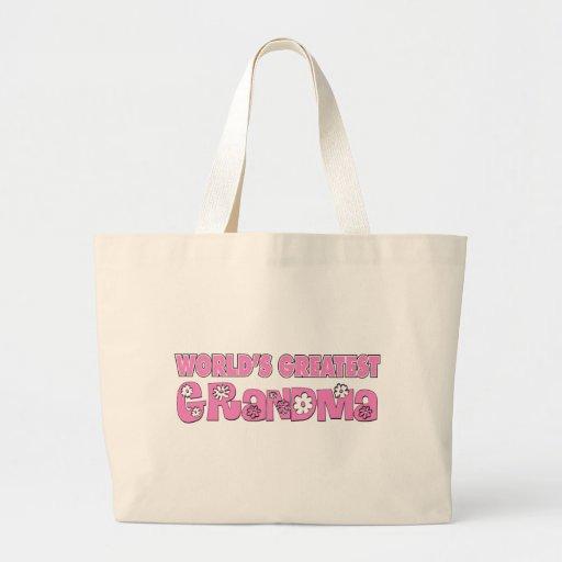 Worlds Greatest Grandma Bag