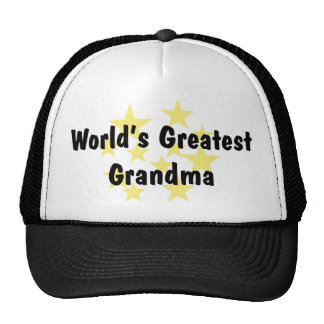 World's Greatest Grandma Hat
