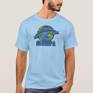 World's Greatest Grandpa T-Shirt