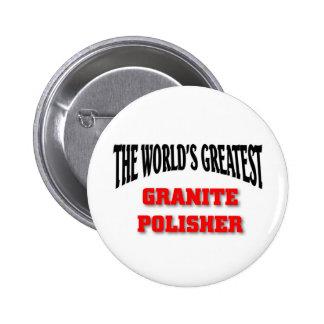 World's Greatest Granite Polisher Pin