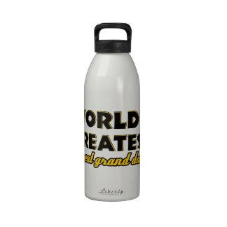 World's greatest great granddad drinking bottle