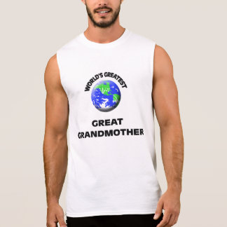 World's Greatest Great Grandmother T Shirts