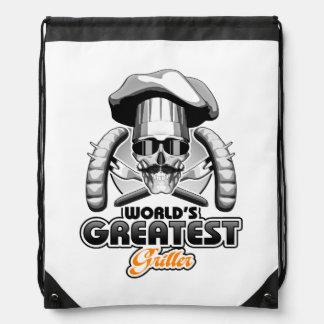 World's Greatest Griller v4 Rucksacks