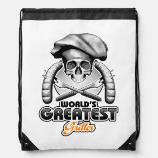 World's Greatest Griller v6 Rucksack