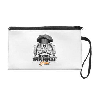 World's Greatest Griller v7 Wristlet