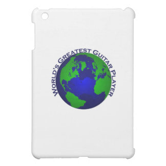 World's Greatest Guitar Player Case For The iPad Mini