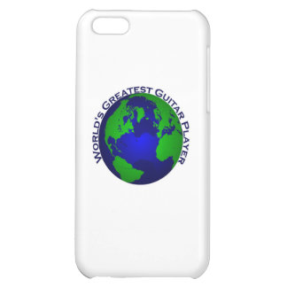 World's Greatest Guitar Player iPhone 5C Cases