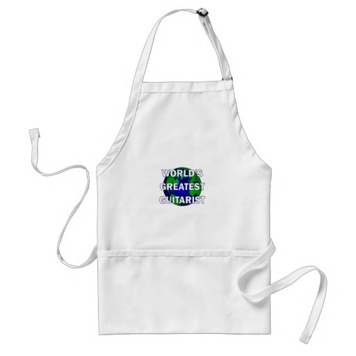 World's Greatest Guitarist Aprons
