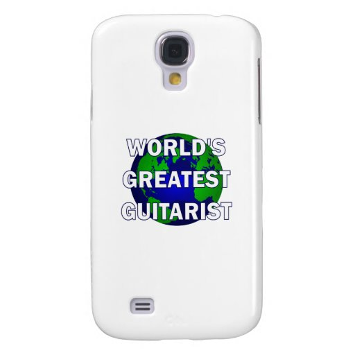 World's Greatest Guitarist Galaxy S4 Covers