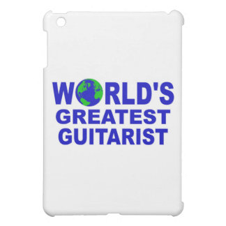 World's greatest Guitarist iPad Mini Cover
