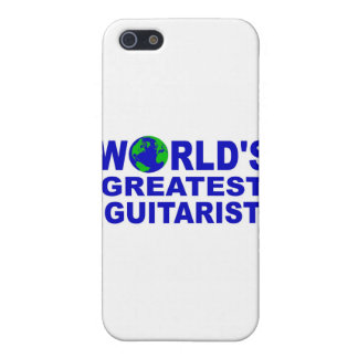 World's greatest Guitarist Case For iPhone 5