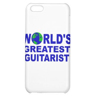 World's greatest Guitarist Cover For iPhone 5C