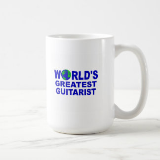 World's greatest Guitarist Coffee Mugs