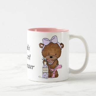 World's Greatest Hairdresser coffee mug