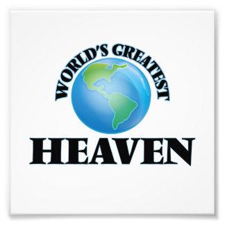 World's Greatest Heaven Art Photo