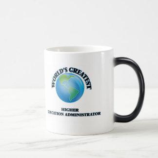 World's Greatest Higher Education Administrator Mug