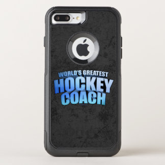 World's Greatest Hockey Coach OtterBox Commuter iPhone 8 Plus/7 Plus Case