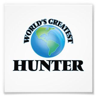 World's Greatest Hunter Photographic Print