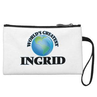 World's Greatest Ingrid Wristlet Clutch