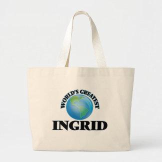World's Greatest Ingrid Bag