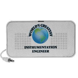 World's Greatest Instrumentation Engineer Mini Speaker