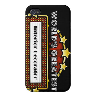 World's Greatest Interior Decorator Covers For iPhone 4