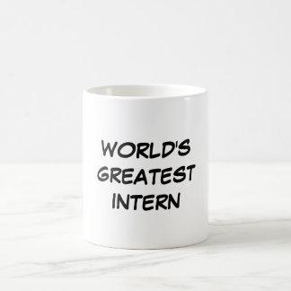 """World's Greatest Intern"" Mug"