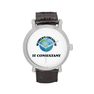 World's Greatest It Consultant Watch